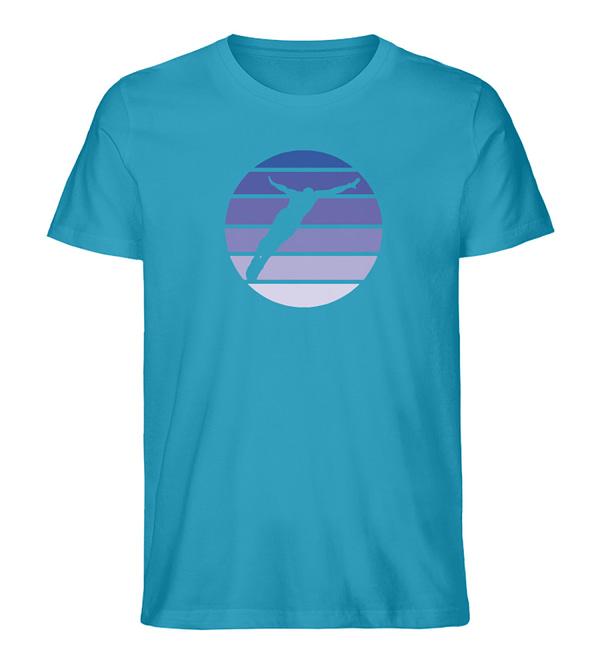 Diver Sun - Organic Shirt - TSCB - Herren Premium Organic Shirt-6885