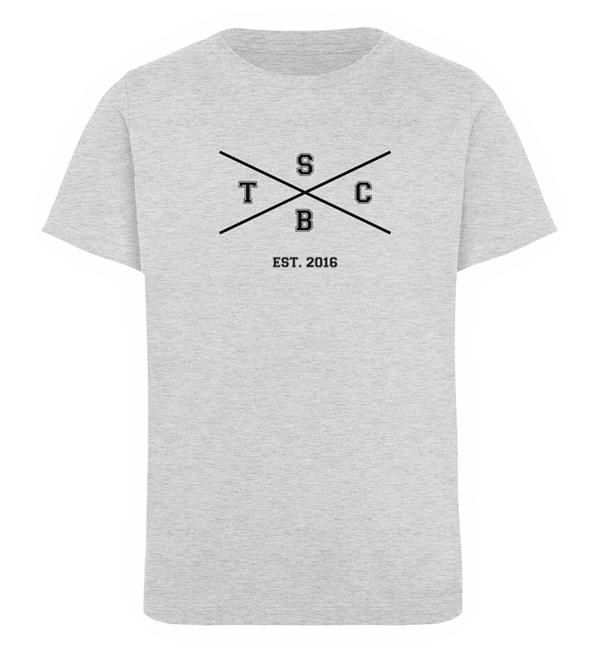 KIDS - TSCBCROSS - Organic Shirt - Kinder Organic T-Shirt-6892