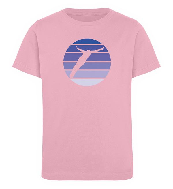 KIDS - Diver Sun - Organic Shirt - TSCB - Kinder Organic T-Shirt-6903
