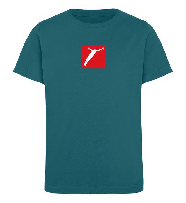 KIDS - Minidiver - Organic Shirt - TSCB - Kinder Organic T-Shirt-6889