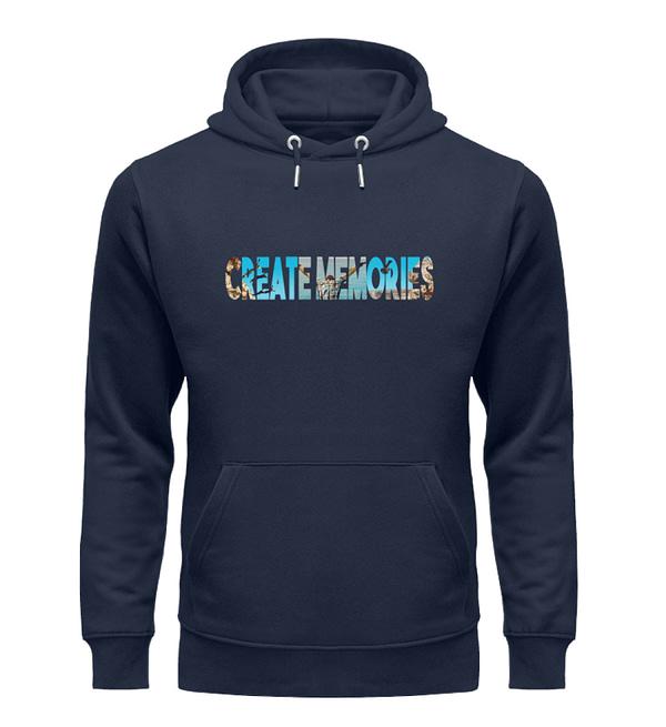 Create Memories - Organic Hoodie - TSCB - Unisex Organic Hoodie-6887