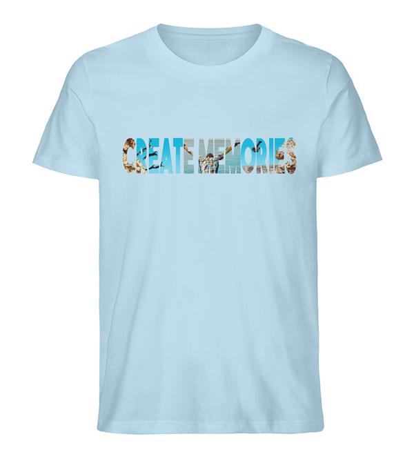 Create Memories - Organic Shirt - TSCB - Herren Premium Organic Shirt-6888