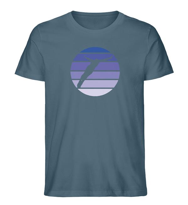 Diver Sun - Organic Shirt - TSCB - Herren Premium Organic Shirt-6895