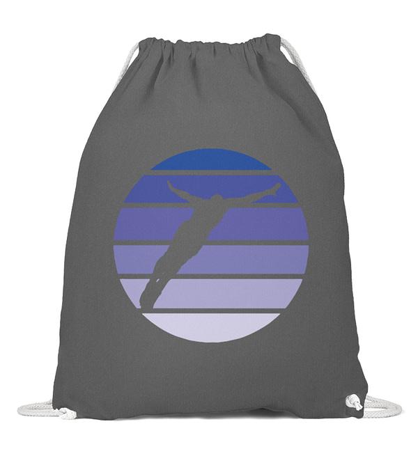 Diver Sun - Organic Gym Bag - TSCB - Baumwoll Gymsac-6760