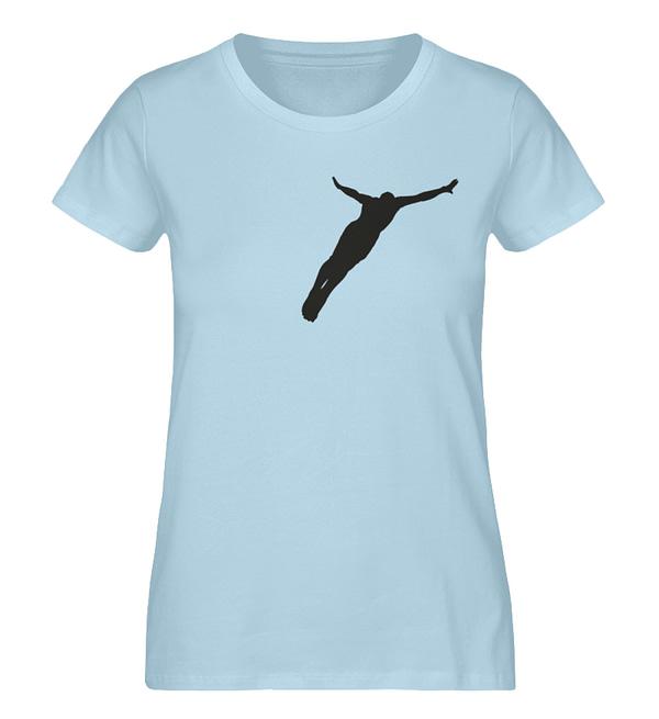 Lady - Diver - Organic Shirt - Damen Premium Organic Shirt-6888