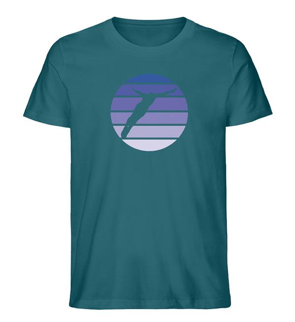 Diver Sun - Organic Shirt - TSCB - Herren Premium Organic Shirt-6889