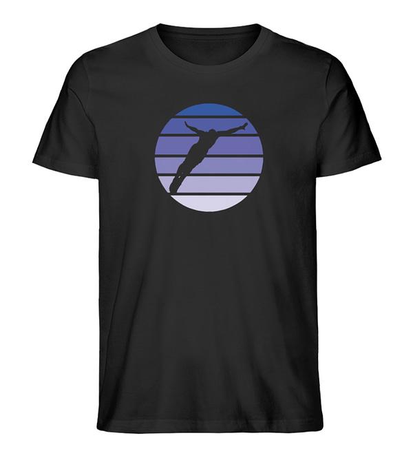 Diver Sun - Organic Shirt - TSCB - Herren Premium Organic Shirt-16