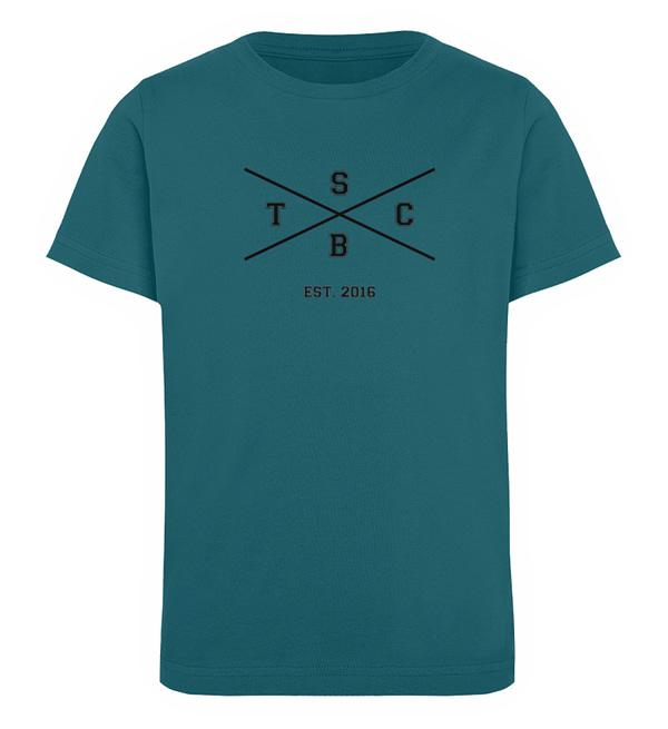KIDS - TSCBCROSS - Organic Shirt - Kinder Organic T-Shirt-6889