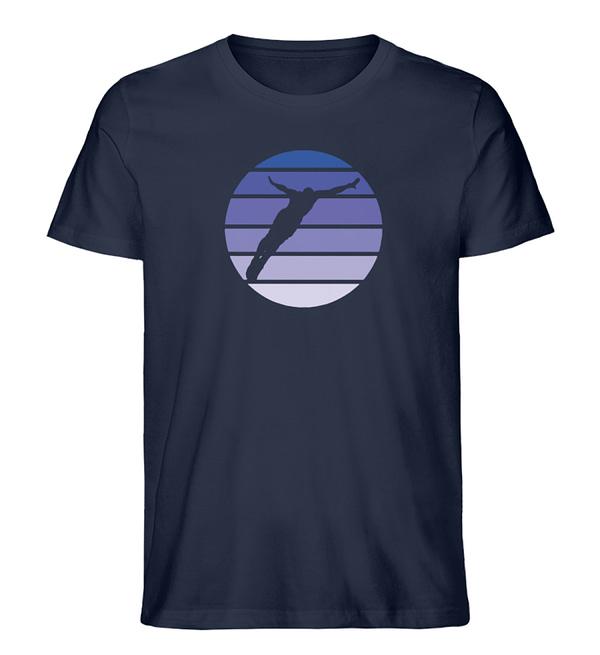 Diver Sun - Organic Shirt - TSCB - Herren Premium Organic Shirt-6887