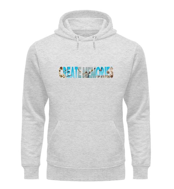 Create Memories - Organic Hoodie - TSCB - Unisex Organic Hoodie-6892