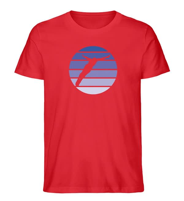 Diver Sun - Organic Shirt - TSCB - Herren Premium Organic Shirt-6882