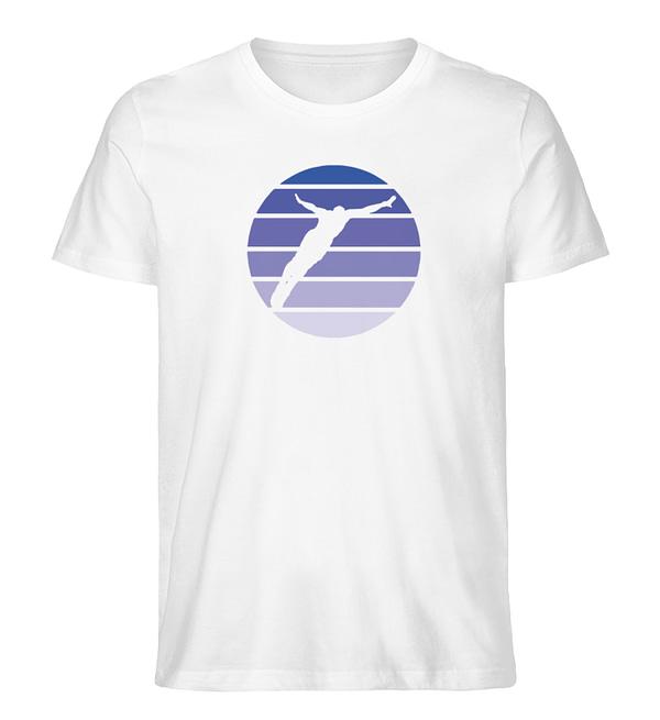 Diver Sun - Organic Shirt - TSCB - Herren Premium Organic Shirt-3