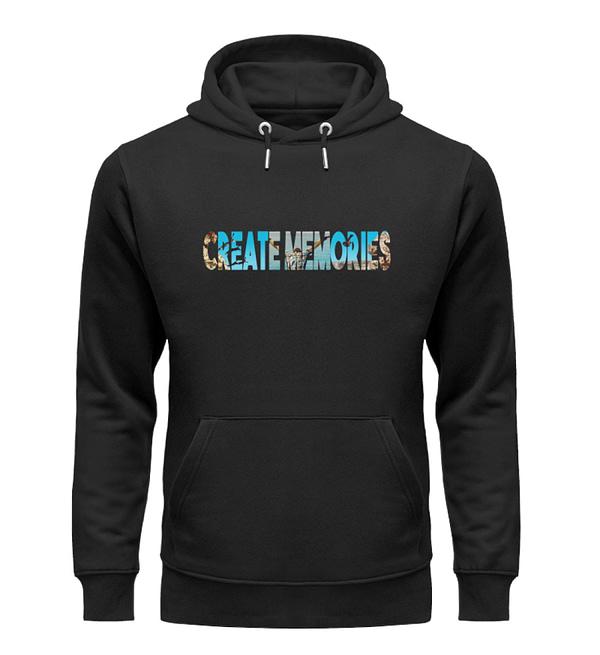 Create Memories - Organic Hoodie - TSCB - Unisex Organic Hoodie-16