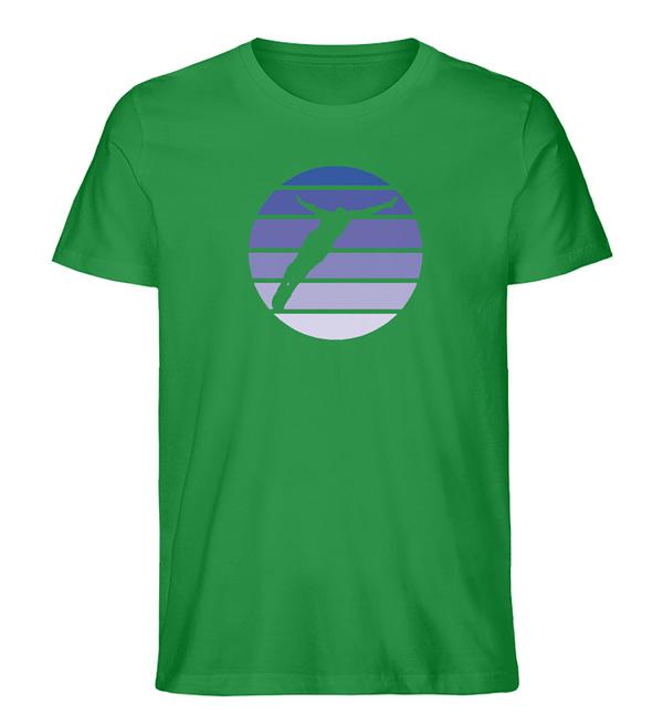 Diver Sun - Organic Shirt - TSCB - Herren Premium Organic Shirt-6890