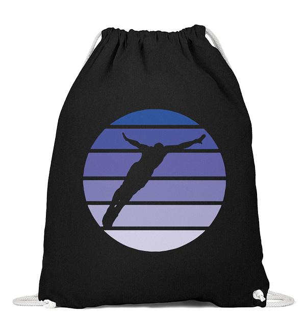 Diver Sun - Organic Gym Bag - TSCB - Baumwoll Gymsac-16