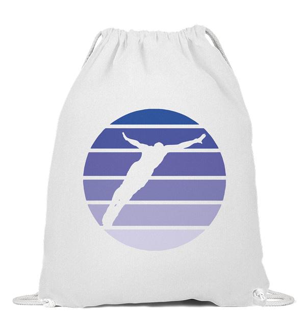Diver Sun - Organic Gym Bag - TSCB - Baumwoll Gymsac-3