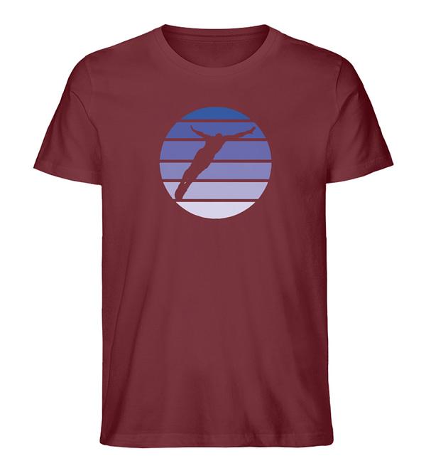 Diver Sun - Organic Shirt - TSCB - Herren Premium Organic Shirt-6883