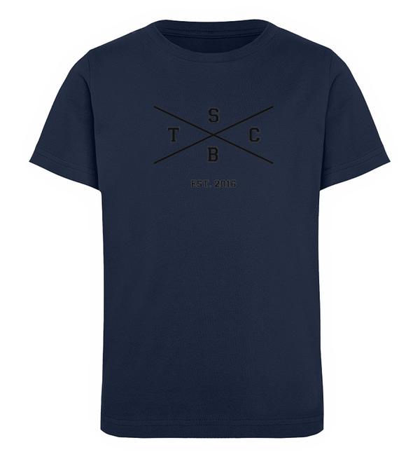 KIDS - TSCBCROSS - Organic Shirt - Kinder Organic T-Shirt-6887
