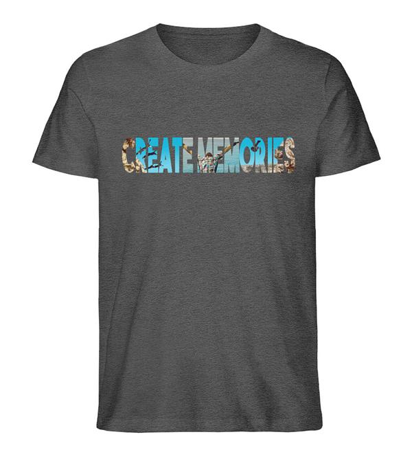 Create Memories - Organic Shirt - TSCB - Herren Premium Organic Shirt-6898