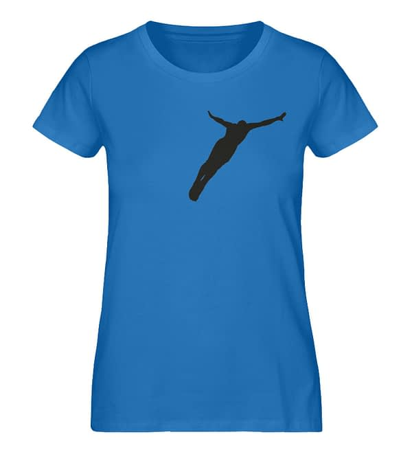 Lady - Diver - Organic Shirt - Damen Premium Organic Shirt-6886