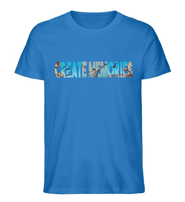 Create Memories - Organic Shirt - TSCB - Herren Premium Organic Shirt-6886