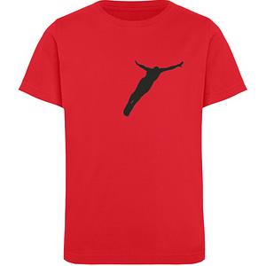 KIDS - Diver - Organic Shirt - TSCB - Kinder Organic T-Shirt-6882