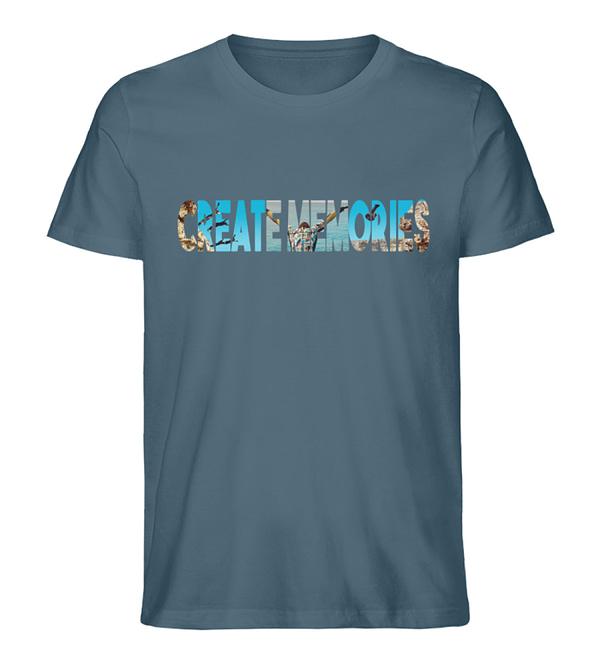 Create Memories - Organic Shirt - TSCB - Herren Premium Organic Shirt-6895