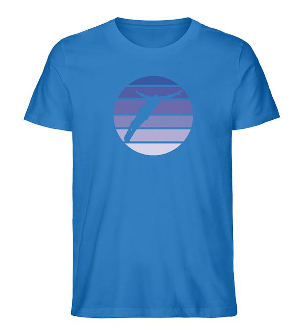 Diver Sun - Organic Shirt - TSCB - Herren Premium Organic Shirt-6886