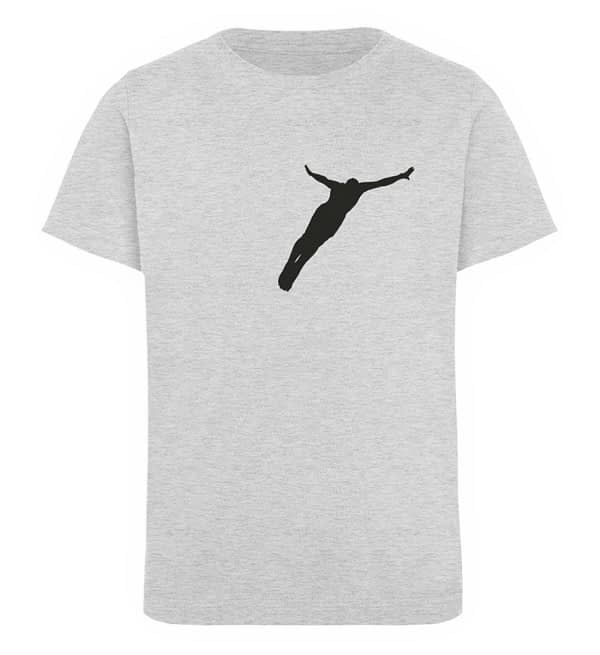 KIDS - Diver - Organic Shirt - TSCB - Kinder Organic T-Shirt-6892