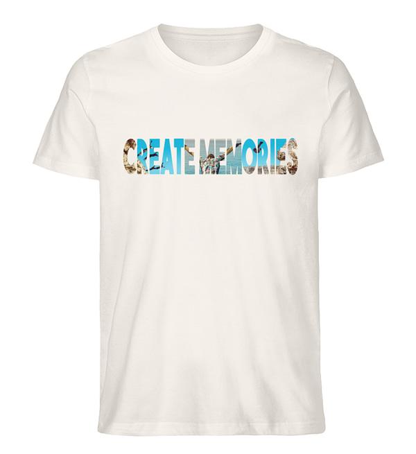 Create Memories - Organic Shirt - TSCB - Herren Premium Organic Shirt-6881