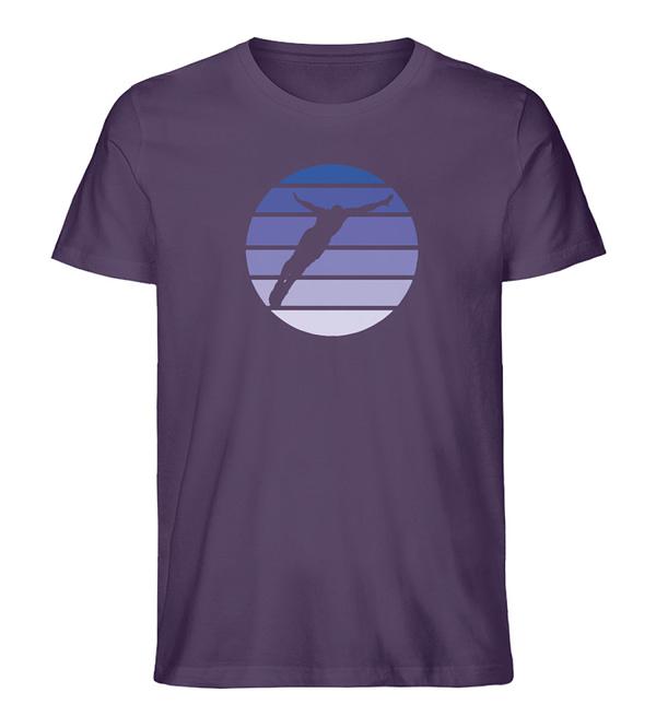 Diver Sun - Organic Shirt - TSCB - Herren Premium Organic Shirt-6884